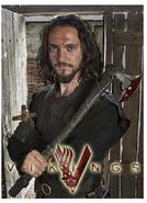 Vikings: O Diário de Athelstan (Vikings: Athelstan's Journal)