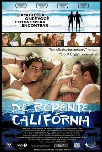 De Repente, Califórnia - Poster / Capa / Cartaz - Oficial 2