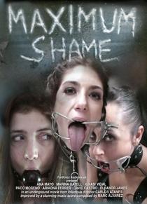 Maximum Shame - Poster / Capa / Cartaz - Oficial 1