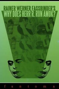 Por que Deu a Louca no Sr. R.? - Poster / Capa / Cartaz - Oficial 4