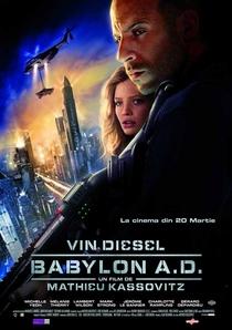 Missão Babilônia - Poster / Capa / Cartaz - Oficial 2