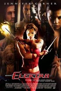 Elektra - Poster / Capa / Cartaz - Oficial 4