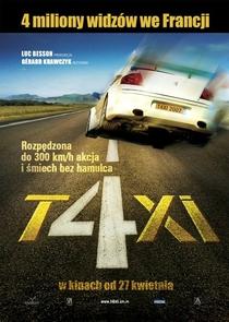 Taxi 4 - Poster / Capa / Cartaz - Oficial 4
