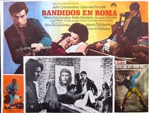 Bandits in Rome - Poster / Capa / Cartaz - Oficial 1