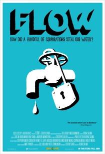 Flow - Pelo Amor à Água - Poster / Capa / Cartaz - Oficial 1