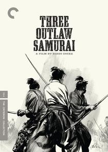 Três Samurais Fora da Lei - Poster / Capa / Cartaz - Oficial 1