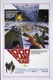O Ataque dos Mil Aviões  - Poster / Capa / Cartaz - Oficial 1