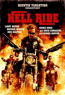 Hell Ride - Poster / Capa / Cartaz - Oficial 3