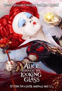 Alice Através do Espelho - Poster / Capa / Cartaz - Oficial 8