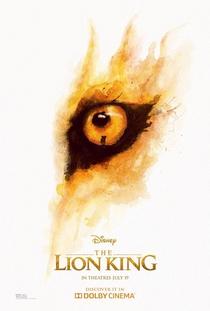 O Rei Leão - Poster / Capa / Cartaz - Oficial 8
