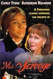 Ms. Scrooge  - Poster / Capa / Cartaz - Oficial 2