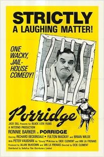 Porridge - Poster / Capa / Cartaz - Oficial 1