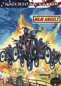 Os Hell's Angels no Vietnã - Poster / Capa / Cartaz - Oficial 2