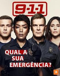 9-1-1 (2ª Temporada) - Poster / Capa / Cartaz - Oficial 3