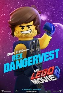 Uma Aventura LEGO 2 - Poster / Capa / Cartaz - Oficial 8