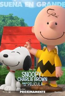 Snoopy & Charlie Brown - Peanuts: O Filme - Poster / Capa / Cartaz - Oficial 7