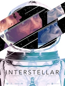 Interestelar - Poster / Capa / Cartaz - Oficial 12