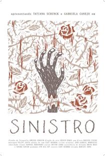 Sinistro - Poster / Capa / Cartaz - Oficial 1