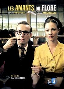 Os Amantes do Café Flore - Poster / Capa / Cartaz - Oficial 1