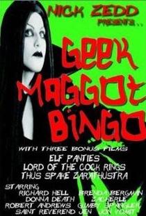 Geek Maggot Bingo or The Freak from Suckweasel Mountain - Poster / Capa / Cartaz - Oficial 2