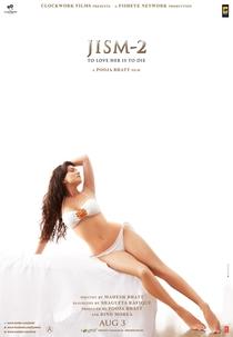 Jism 2 - Poster / Capa / Cartaz - Oficial 3