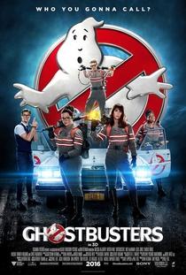 Caça-Fantasmas - Poster / Capa / Cartaz - Oficial 1