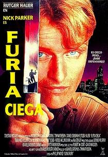 Fúria Cega - Poster / Capa / Cartaz - Oficial 4