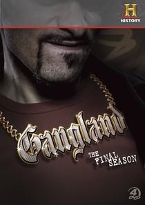 Gangland (7ª Temporada) - Poster / Capa / Cartaz - Oficial 1