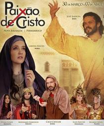 Paixão de Cristo Nova Jerusalém - Poster / Capa / Cartaz - Oficial 1
