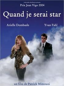 Quando eu for uma estrela - Poster / Capa / Cartaz - Oficial 1