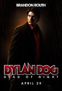 Dylan Dog e as Criaturas da Noite - Poster / Capa / Cartaz - Oficial 5