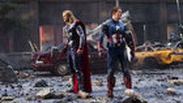 'Os Vingadores' é eleito filme mais superestimado de 2012
