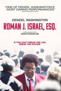 Roman J. Israel - Poster / Capa / Cartaz - Oficial 2