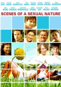 Cenas de Natureza Sexual - Poster / Capa / Cartaz - Oficial 1