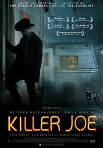 Killer Joe - Matador de Aluguel - Poster / Capa / Cartaz - Oficial 1