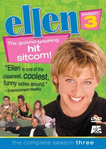 Ellen (3ª Temporada) - Poster / Capa / Cartaz - Oficial 1