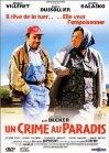 Um Crime no Paraíso  - Poster / Capa / Cartaz - Oficial 1