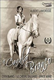 O Cavalo Branco - Poster / Capa / Cartaz - Oficial 5