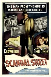 Escândalo - Poster / Capa / Cartaz - Oficial 1