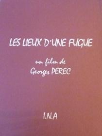 Les Lieux d'une Fugue - Poster / Capa / Cartaz - Oficial 1