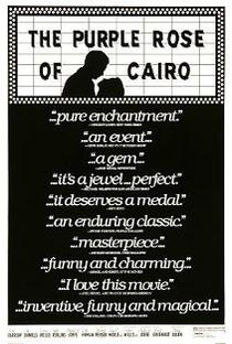 A Rosa Púrpura do Cairo - Poster / Capa / Cartaz - Oficial 1