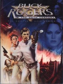 Buck Rogers no Século XXV (1ª temporada) - Poster / Capa / Cartaz - Oficial 1