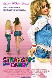 Strangers with Candy - Poster / Capa / Cartaz - Oficial 1