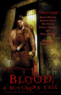Blood: A Butcher's Tale - Poster / Capa / Cartaz - Oficial 2