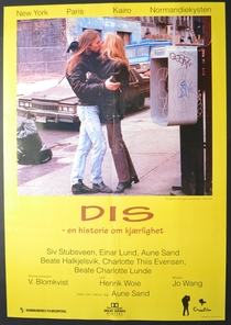 Dis - en historie om kjærlighet - Poster / Capa / Cartaz - Oficial 1