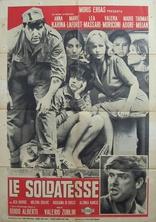 Mulheres no Front - Poster / Capa / Cartaz - Oficial 5