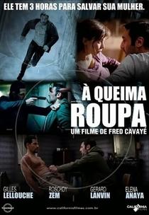 À Queima Roupa - Poster / Capa / Cartaz - Oficial 3