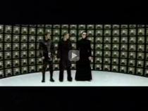 Paródia do filme Matrix Reloaded - Poster / Capa / Cartaz - Oficial 2