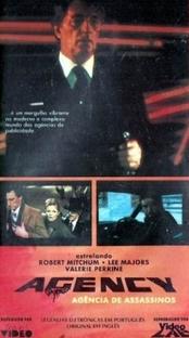 Agência de Assassinos - Poster / Capa / Cartaz - Oficial 1