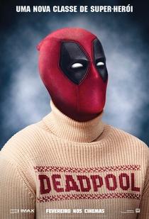 Deadpool - Poster / Capa / Cartaz - Oficial 11